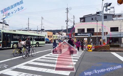 七条通りと川端通りの交差点