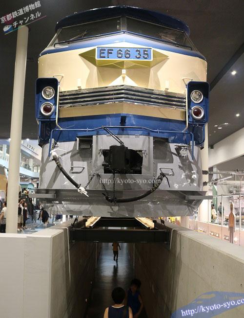 EF66形35号機