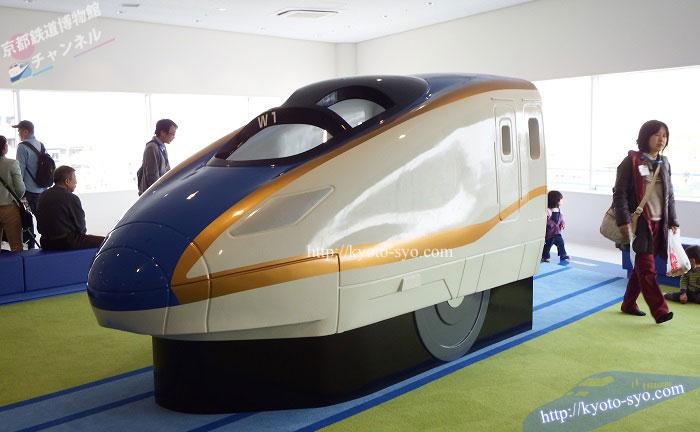模型のW7系
