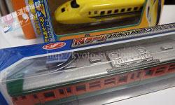 湘南電車の模型