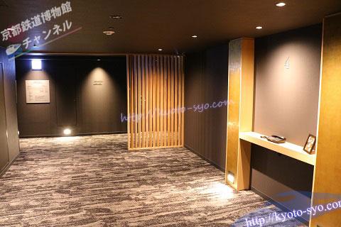 ダイワロイネットホテル京都駅前のフロア