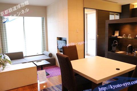 ホテル京阪京都グランデの客室