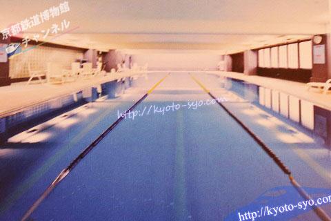 リーガロイヤルホテル京都のプール