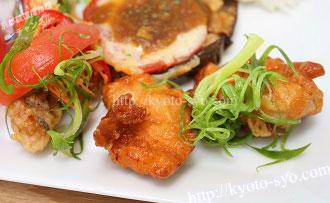 京野菜レストラン梅小路公園のランチメニュー