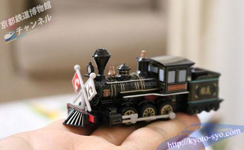 京都鉄道博物館のプラレール