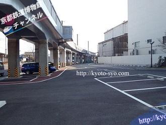 梅小路公園おもいやり駐車場