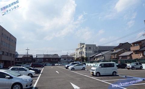 七本松駐車場の広さ